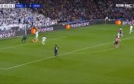 Courtois mắc lỗi tai hại trong bàn thắng của Mbappe