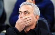 'Mourinho đang nhận được 1 lời nhắc nhở tàn bạo...'