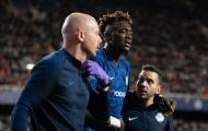 Abraham chấn thương nặng ra sao? Lampard có câu trả lời