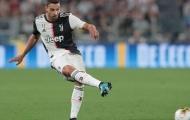 Chi 40 triệu euro, PSG quyết mua hậu vệ của Juventus