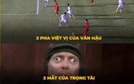 Cười té ghế với loạt ảnh chế trận U22 Việt Nam vùi dập Lào 6-1