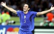 Fabio Grosso: 'Thần tài' World Cup 2006, người thầy nghiêm khắc của Balotelli