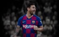Messi là vua làm bóng trong năm 2019, gấp 4 lần De Bruyne