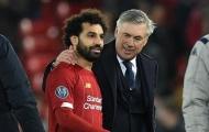"""XONG! Napoli hòa Liverpool, """"sếp lớn"""" định đoạt tương lai Ancelotti"""