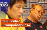 Báo Thái: HLV Nishino chú ý! U22 Việt Nam đang rất mạnh dưới triều đại HLV Park Hang-seo