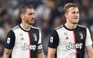 """Sao Juventus: """"De Ligt sẽ trở thành cầu thủ giỏi nhất"""""""