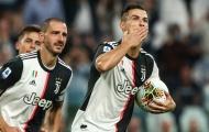 Sóng gió đã qua, sao Juventus nói lời thật lòng về Ronaldo