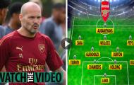 Đấu Norwich, Arsenal ra sân với đội hình nào thời Freddie Ljungberg?