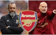 Đây! 2 người được nhà cái 'chọn mặt gửi vàng' cho công việc tại Arsenal