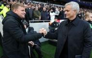 'Sự khác biệt đẳng cấp của Jose Mourinho...'