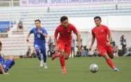 U22 Indonesia: Thuốc thử liều cao cho thầy trò HLV Park Hang-seo