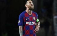 5 'cỗ máy tấn công' thay Lionel Messi tại Barca: Neymar và hơn thế nữa!