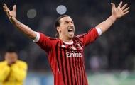 Ấn định thời điểm Ibrahimovic cập bến AC Milan