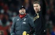 Bỏ qua Van Dijk, Klopp chỉ ra người hùng của Liverpool