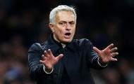 Mourinho: 'CĐV Tottenham không hề thích tôi'