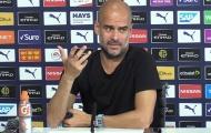 Pep Guardiola: 'Chúng tôi sẽ không từ bỏ'