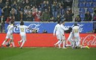 Real nổi dậy oanh tạc La Liga, Barca và Atletico khốn đốn trước thềm đại chiến
