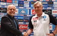 Chê khéo Chủ tịch, Ancelotti đếm ngày rời Napoli