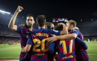 Đánh bại Atletico, Barca lại nhận 'hung tin' quá nặng nề!