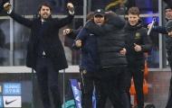 Inter Milan chiếm ngôi đầu, Conte nói lời xúc động