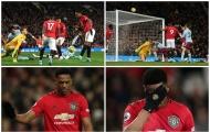 Martial cúi gầm mặt, tự chất vấn vì ném đi '3 điểm' của Man Utd