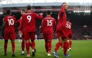 Van Dijk: 'Đó chưa phải là một Liverpool hùng mạnh nhất'