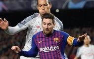 Gục ngã trước QBV, Van Dijk nói lời thật lòng về Messi