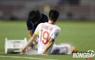 Văn Hậu tiết lộ tình trạng chấn thương và thông báo 1 điều về Quang Hải