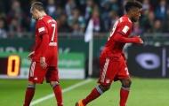 'Tôi có thể ở lại Bayern Munich 12 năm như Franck Ribery'