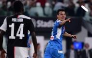 Ancelotti đã đúng! Vấn đề đó cho thấy Napoli đang kém xa Juventus