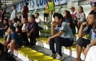 Đức Chinh vừa ghi bàn, HLV Akira Nishino ngao ngán thất vọng