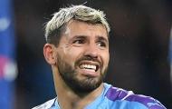 Thế chân Aguero, Man City cạnh tranh 'chân sút 96 triệu bảng' với Man Utd
