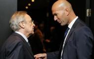 Zidane 'bật' Perez: Một là Pogba, hai là không ai cả