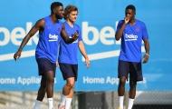 120 triệu + 2 'bom tấn', Barca thế chân, đón 'siêu tiền đạo' về Camp Nou