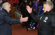 'Mourinho không thể phàn nàn bất cứ điều gì'