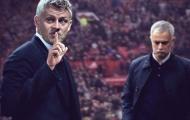 Solskjaer đã khiến Mourinho 'câm nín' thế nào khi tái ngộ Man Utd?