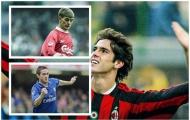 Ngày 10 biểu tượng hàng đầu Châu Âu ghi bàn ra mắt: Sát thủ nở muộn