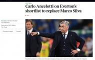 Everton gây sốc, liên hệ nhiều siêu huấn luyện viên thay Marco Silva