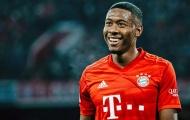 Hàng thủ chắp vá, sao đa năng của Bayern vui vẻ đóng vai 'kẻ đóng thế'