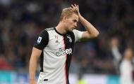 Juventus thua trận, De Ligt bị truyền thông Italia chỉ trích thậm tệ