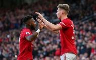 Fred lên tiếng khi đá cạnh McTominay, tuyên bố 1 điều về Man Utd