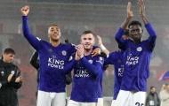 'Hàng tiền vệ của Leicester có thể 'cân' mọi kèo'