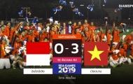 Báo Thái Lan ca ngợi 1 cái tên của U22 Việt Nam trong trận thắng Indonesia