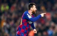 Messi 'gật đầu', Barca chi 60 triệu đón 'quái thú phòng ngự' về Camp Nou