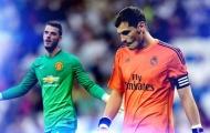 10 thủ môn trẻ nhất ra sân tại Champions League: Có De Gea; Số 1 quá 'sốc'