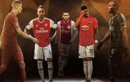 5 ứng viên vô địch Europa League: Man Utd liệu là số 1?