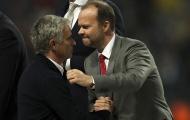 Chạm mặt 'giấc mơ bị Ed Woodward bóp nát', Mourinho lập tức làm 1 điều