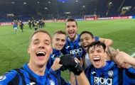 Đánh bại Shakhtar Donetsk, Atalanta đi vào lịch sử Champions League