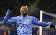 Gabriel Jesus lập hạt-trick, Man City lấy lại tự tin trước đại chiến với Arsenal