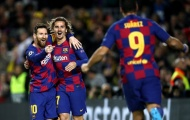Griezmann lại gây sốc với phát ngôn về Atletico, Messi và Suarez